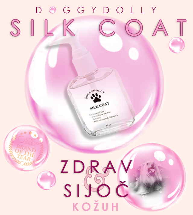 Animacija Silk Coat